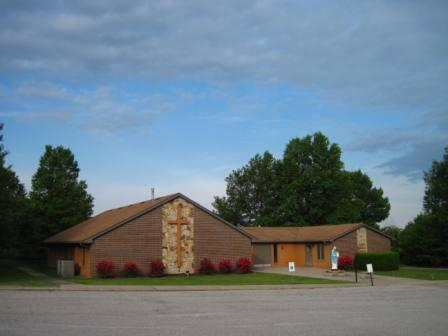 St Paul Parish Center