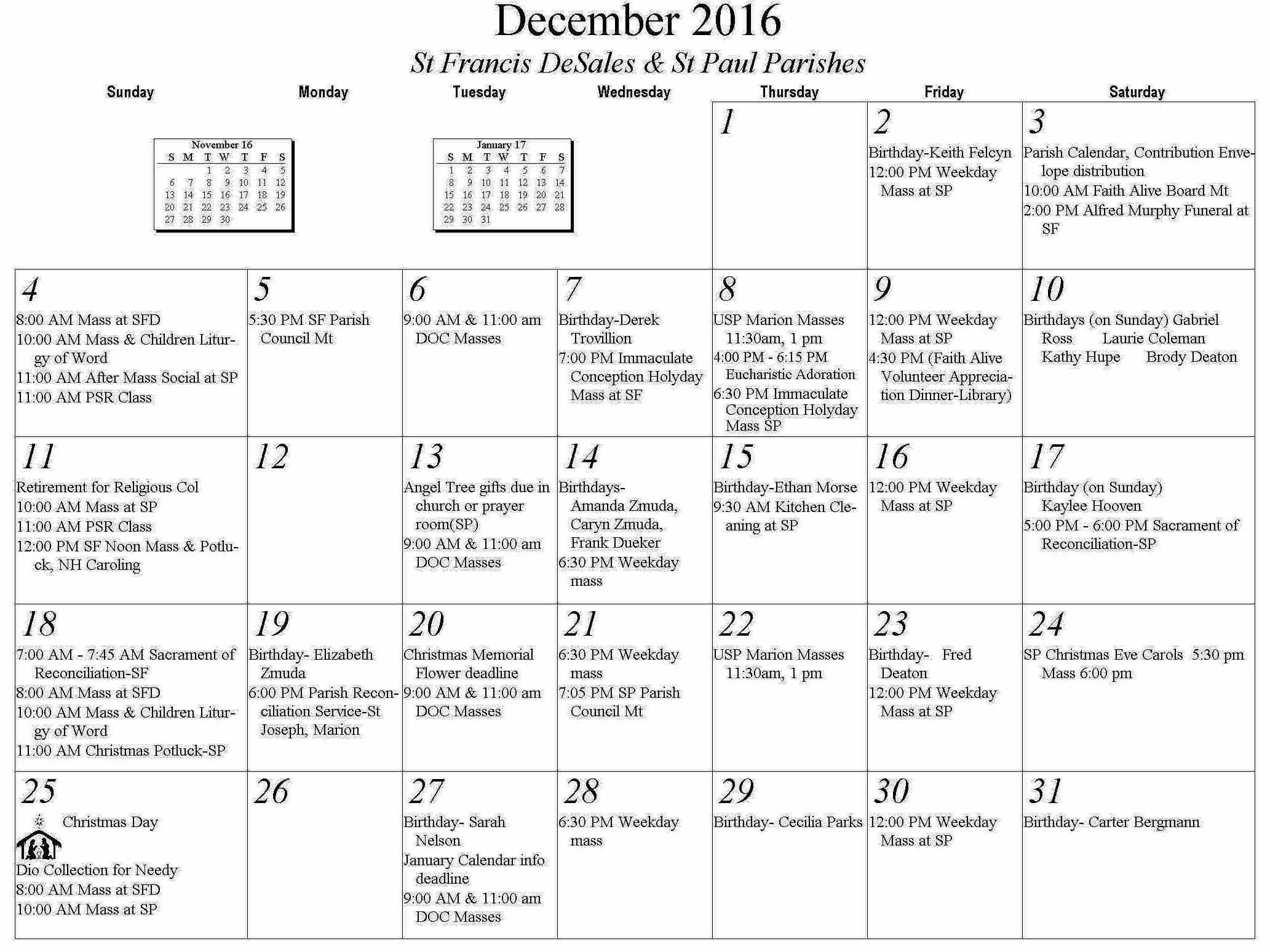 december-calendar-2016